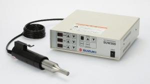 スズキ超音波溶着器 SUW150/SUW300 の一般的な使用例を紹介します。