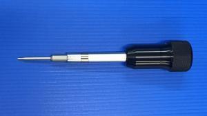 超音波カッターの替刃交換には簡単・安全・確実なトルクドライバーをお薦め致します。