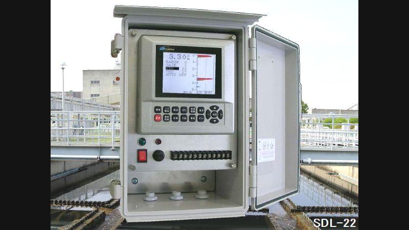 超音波界面レベル計「SDL-22」のご紹介